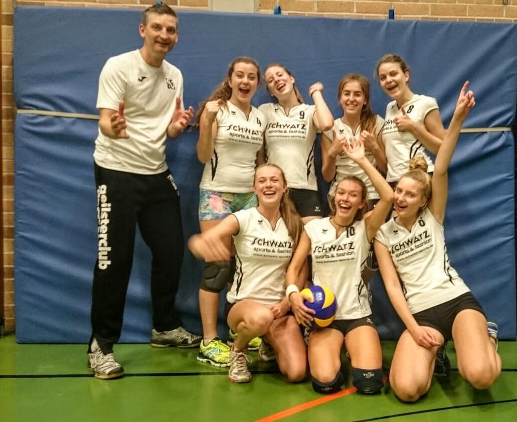 Herrschings U20 weibliche Jugend startet in die Saison