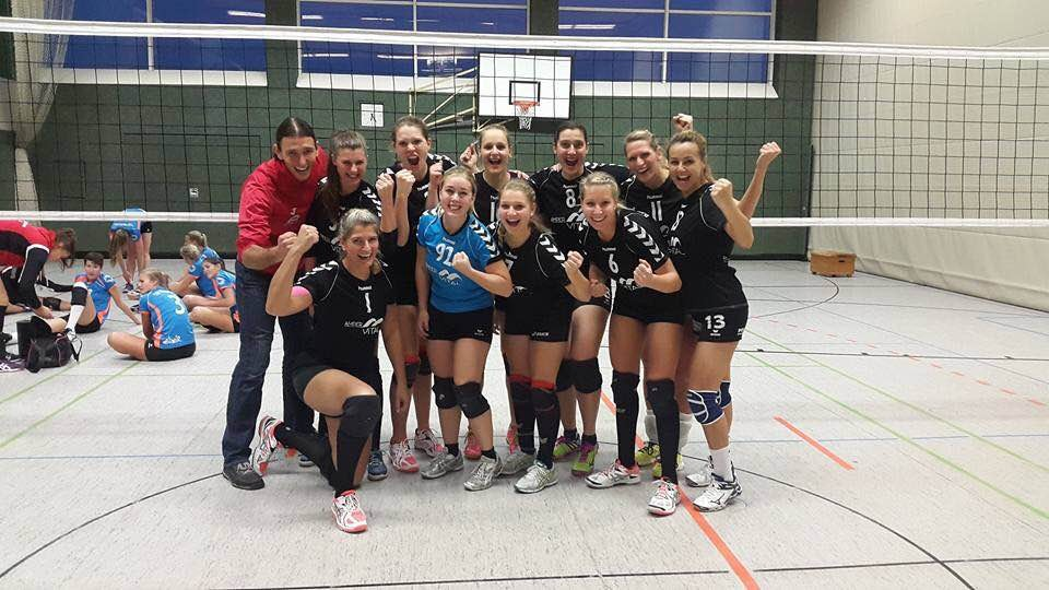 Damen 2 gewinnt souverän in Waldkirchen