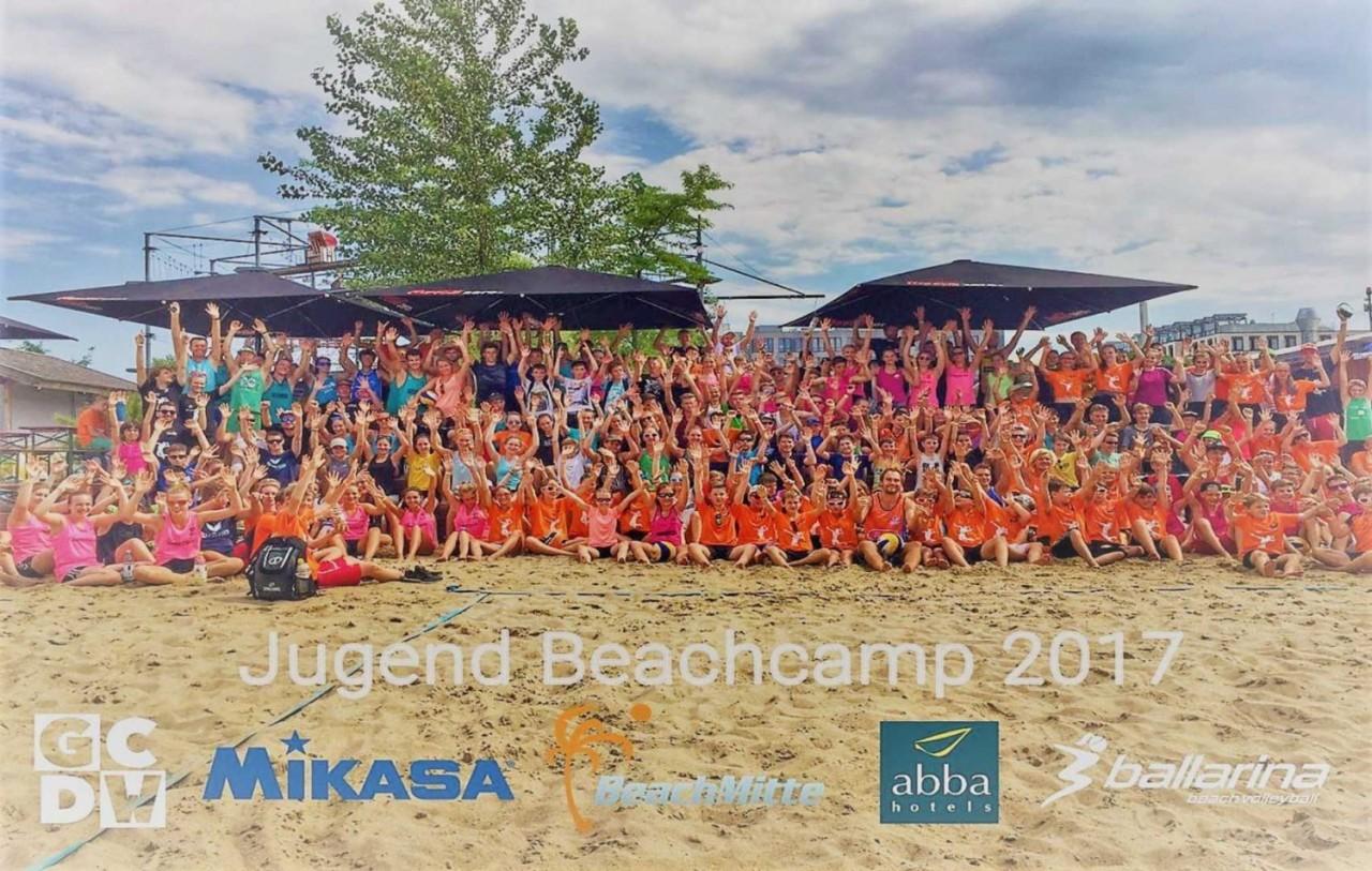 JUGEND-BEACH-CAMP 2018