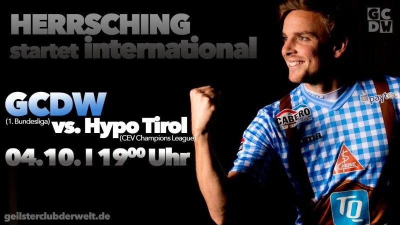 Herrsching startet international