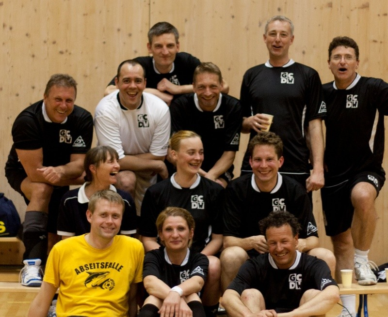 Mixed-Team Meister in der Süd B-Klasse 1