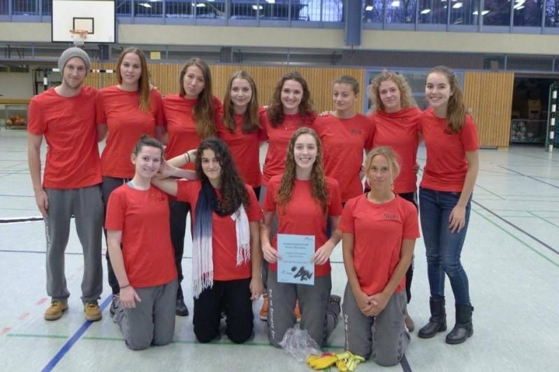 U18 und U20 weiblich Münchner Kreismeister