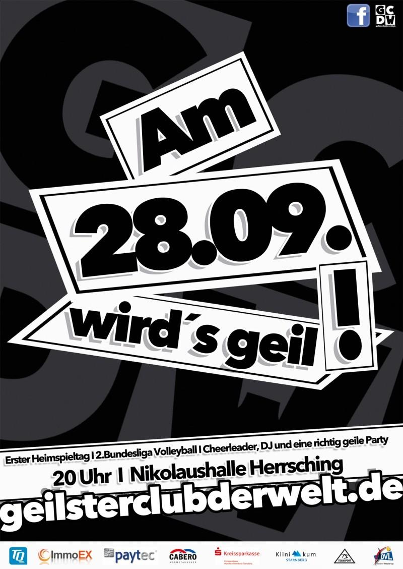 Am 28.09. wird´s geil