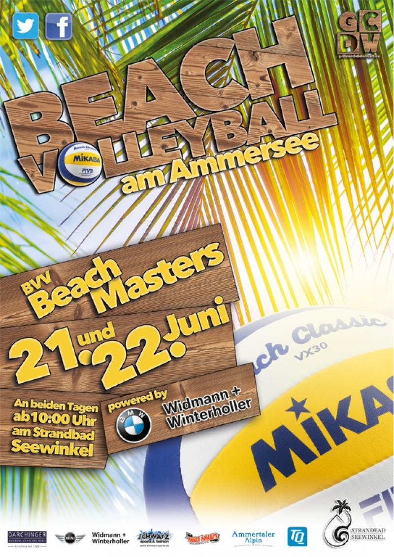 BVV Beach Masters am Seewinkel