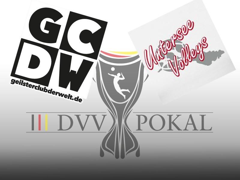 Deutscher Pokal - Herrsching ist dabei!
