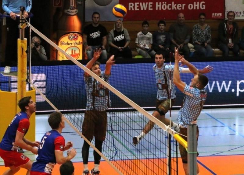 GCDW im Pokal in Berlin: Top Halle - Top Gegner