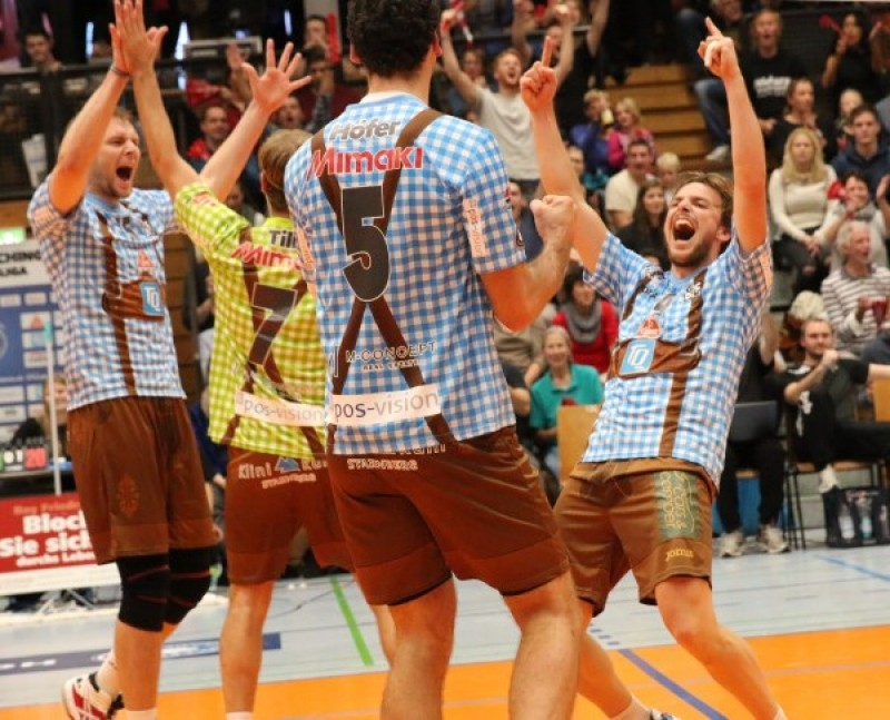 GCDW startet furios - zwei Punkte gegen Lüneburg!